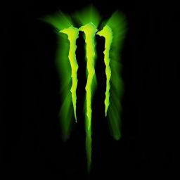 ...10000-50000 downloads) - A Theme with a Monster energy drink theme.