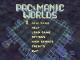 Pac-Manic Worlds