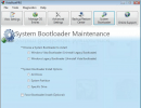Installing or Uninstalling Vista Bootpro Manager