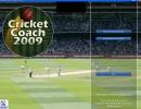 Cricket Coach Snapshot