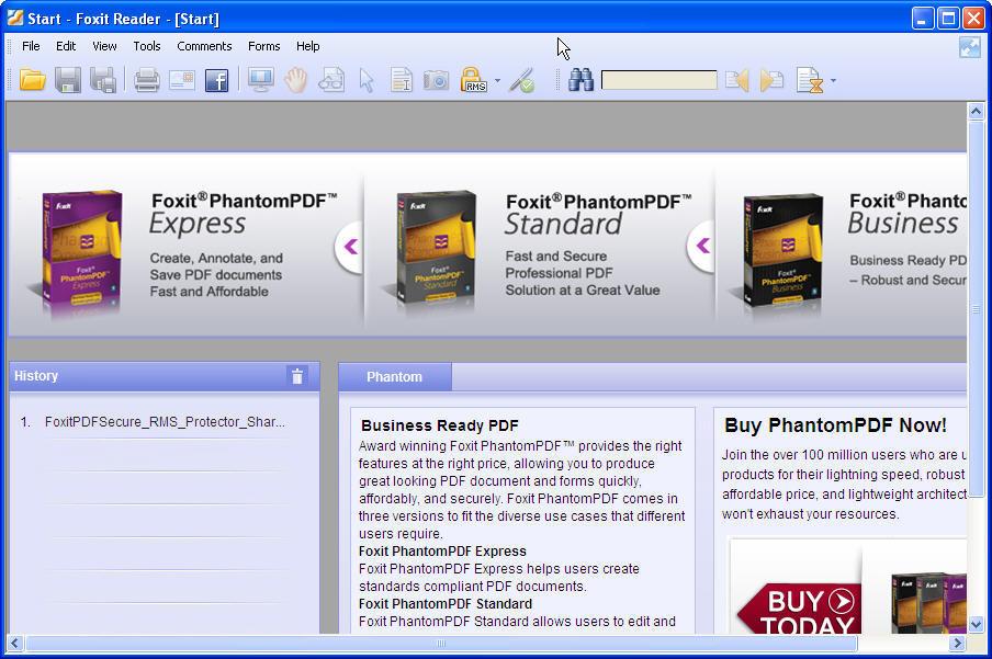 Бесплатная программа просмотра PDF-файлов - Sumatra PDF. рецепты теста безд