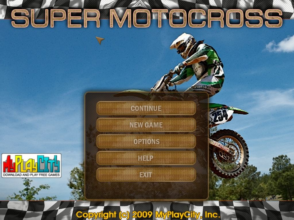 Super Motocross PC Game Free Download