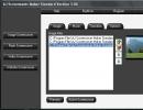Image screensaver creation
