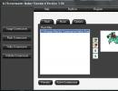 Flash screensaver creation