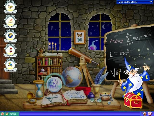 Скачать бесплатно EasyBits Magic Desktop 3.0.0.13 Rus + Portable без.