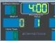 Wrestling Scoreboard Standard
