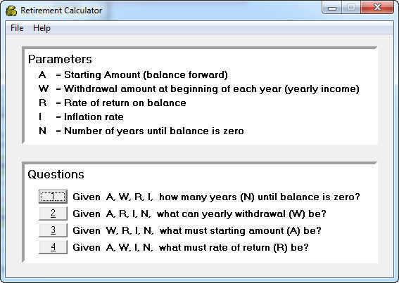 Atbonline retirement calculator free video download