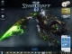 Starcraft 2 Protoss ( widescreen ) Winodows 7 Theme