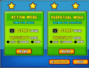 Game modes.