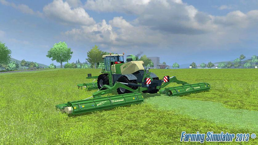Скриншот из игры Farming Simulator 2013 под номером 4. Перейти к прохождени