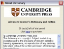 About Cambridge Advanced Learner's Dictionary