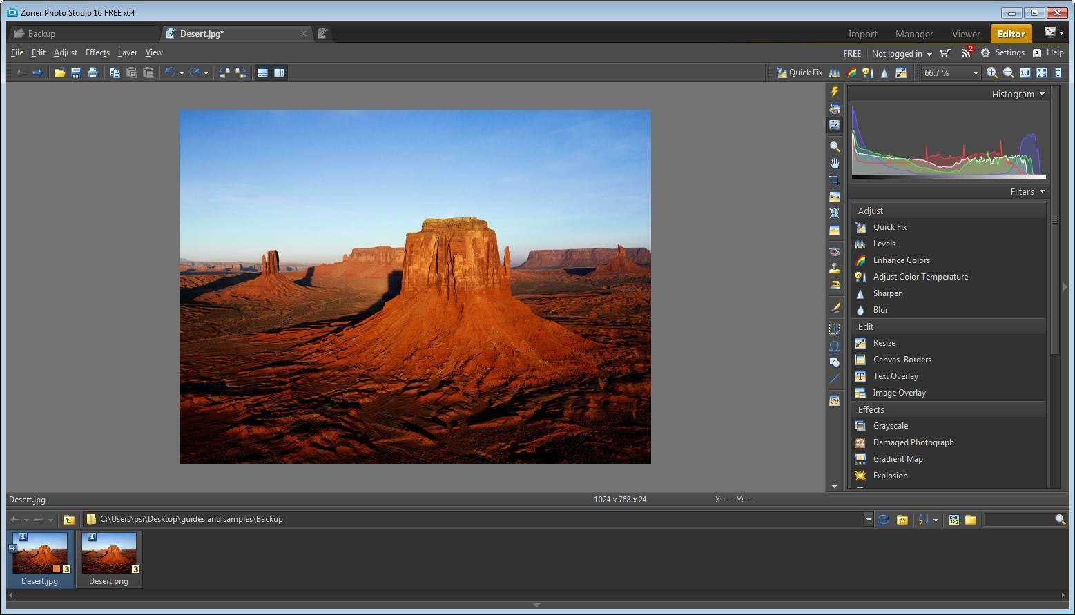 Zoner photo studio plugins