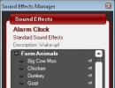 List of Sound Effects