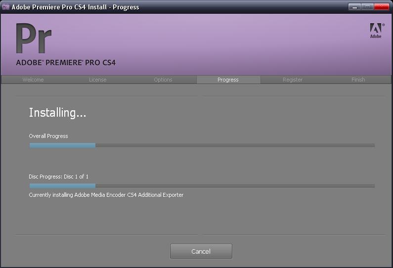 download adobe premiere pro cs4 64 bit full crack