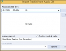 Audio CD Tracks Importer
