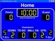 Football Scoreboard