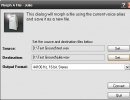 Morphing a File