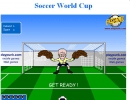 Soccer World Cup-Getting ready