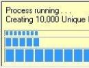 Generating Keys